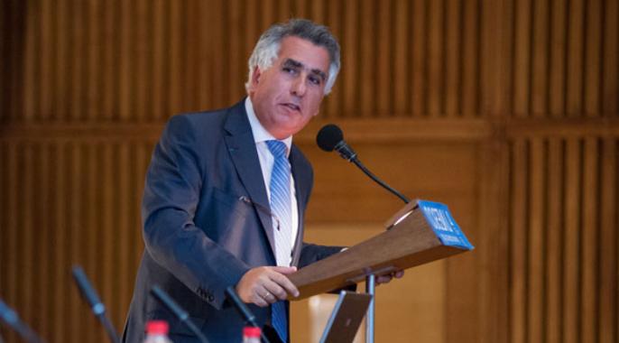 Serge Dahan, élu Trésorier du CRIF