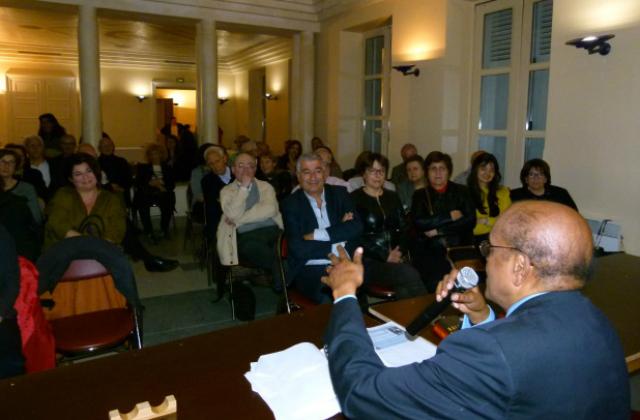 Conférence sur Ralph Bunche à Boulogne