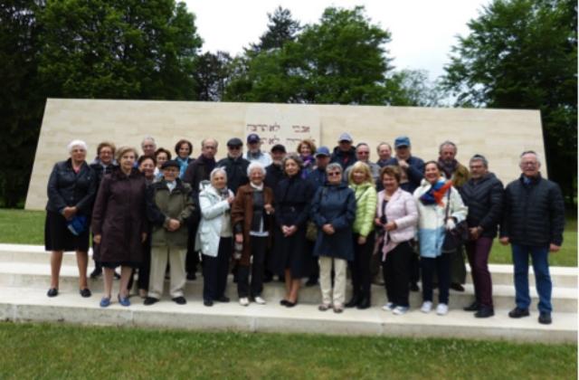 Journée mémorielle de la Loge Elie Bloch à Verdun