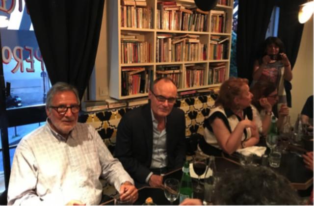 Débat avec Philippe Val à la Loge Shalom Aleikhem