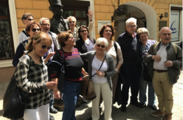 Voyage à Odessa organisé par la Commission Europe Ile de France