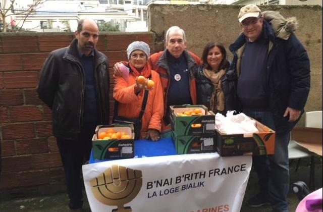 «Le B'nai B'rith France contre le BDS»