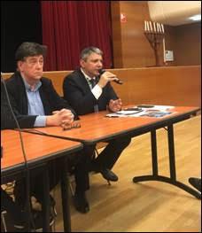 Haim Musicant & Olivier Rafowitz, Colonel de l'armée israélienne