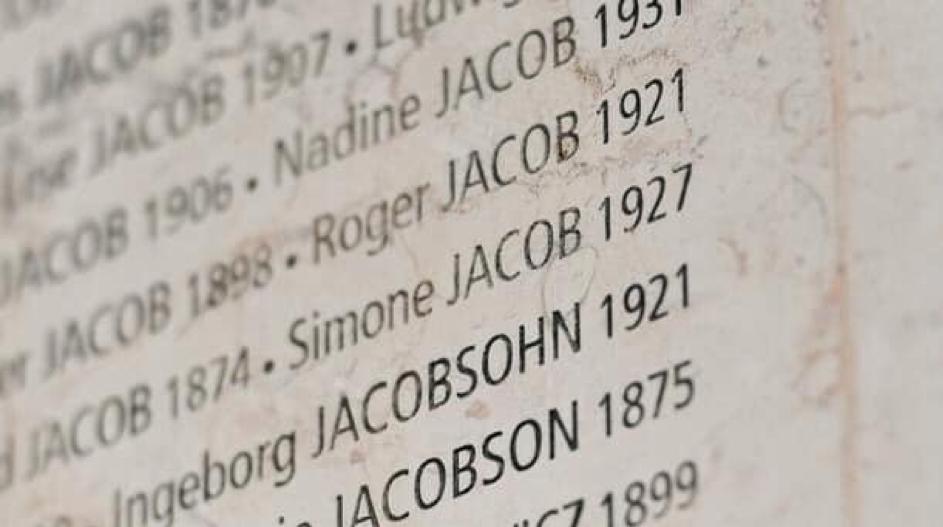 Appel du B'nai B'rith France : rassemblements le 27 janvier à la mémoire des victimes de la Shoah