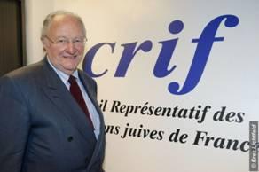 Lundi 9 Décembre 2013 à 20h30  RENCONTRE & DIALOGUE avec Monsieur Roger Cukierman Président du Crif