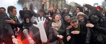 """Le B'nai B'rith France condamne les slogans racistes et antisémites scandés par les manifestants de """"Jour de Colère"""", dimanche 26 janvier à Paris"""
