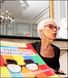 Désirée Mayer a été élue présidente des Journées Européennes de la Culture et du Patrimoine Juifs « JECPJ France »