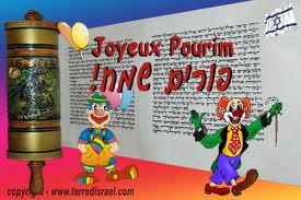 JOYEUX POURIM
