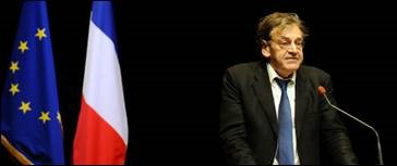 Le B'nai B'rith France félicite Alain Finkielkraut élu à l'Académie Française