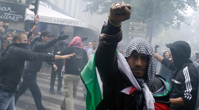 Le B'nai B'rith France condamne les attaques antisémites et demande l'interdiction des manifestations de haine contre les juifs