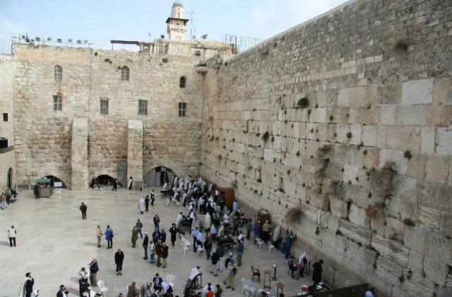 UNESCO Mur des Lamentations une «partie intégrante de la mosquée Al-Aqsa»