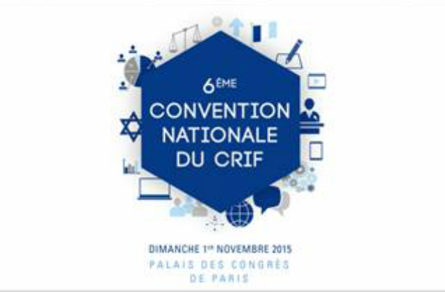 6ème Convention National du CRIF