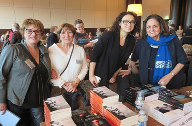 La Loge Kinnereth organise le nouveau Printemps des Ecrivains et des Artistes à Enghien