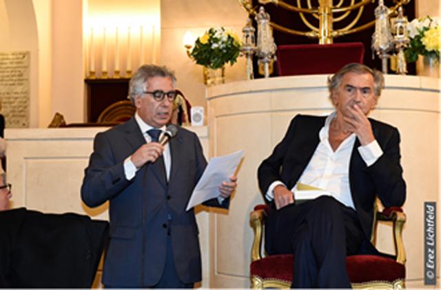 Débats autour de l'apport du judaïsme à la France