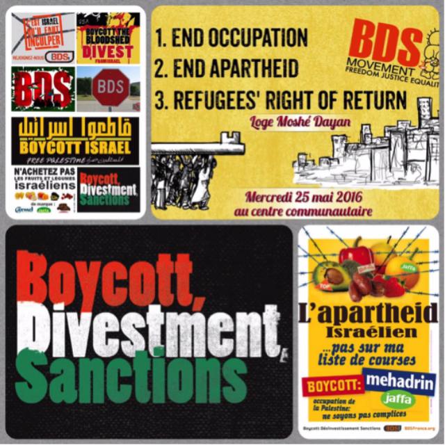 Conférence sur BDS à la Loge Moshé Dayan de Nice
