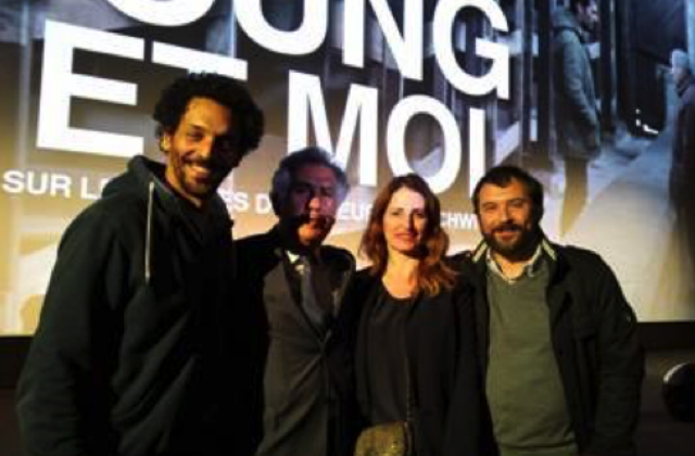 Projection privée du film « Young et moi »