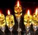 Allumage de la 3ème bougie de Hannoucca organisé par le KKL en l'honneur du B'nai B'rith France