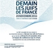 """""""Demain les juifs de France""""  - Convention du CRIF"""